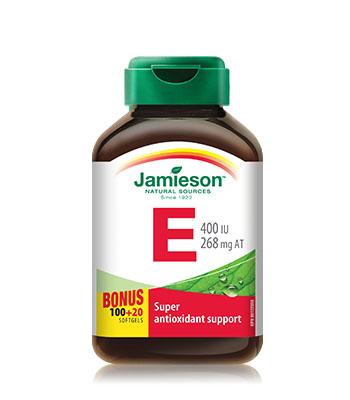 Vitamin E (400IU)
