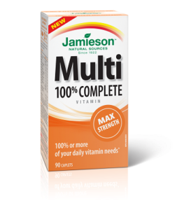 100% Complete Multi Max Strength