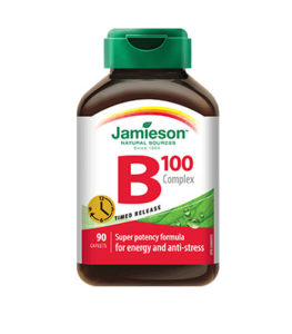 B Complex 100 mg - Timed Release