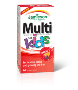 Multivitamin for Kids- Chewable