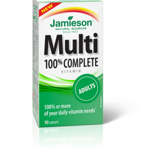 100% Complete Multivitamin for Adults